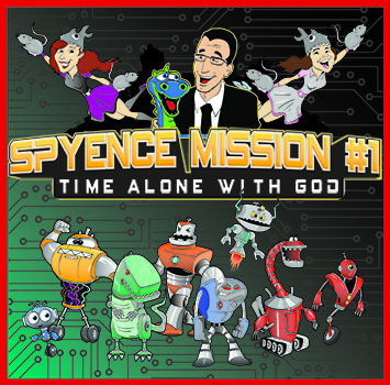 Click For Spyence Mission #1 Curriculum